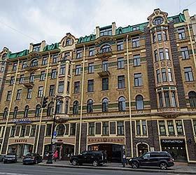 Гостиница Старый Невский