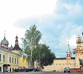 Гостиница Боярский Двор
