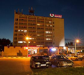 Гостиница АМАКС Отель Азов