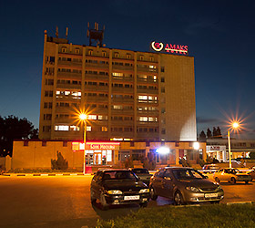 Hotel AMAKS Hotel Azov