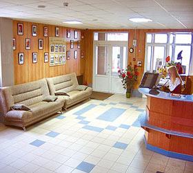 Гостиница Валдайские Зори