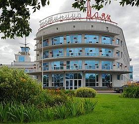 Гостиница Маяк (корпус Иртыш)