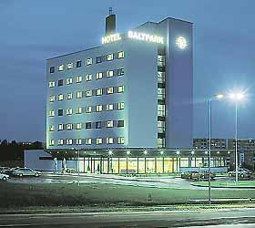Гостиница Парк Инн Вильнюс