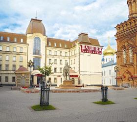 Гостиница Шаляпин Палас Отель