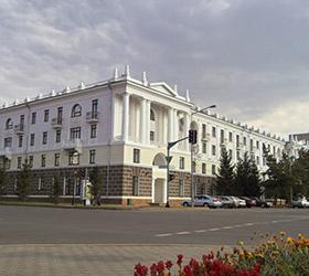 Hotel Grand Park Esil