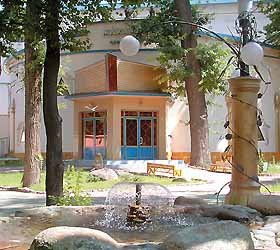 Hotel Makhambet