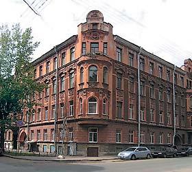 Гостиница Ринальди Олимпия Мини-Отель