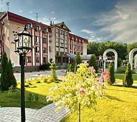 Гостиница Яр Отель и СПА