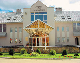 Hotel Uralsky Dvor (Novaya Rassokha)