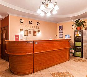 Гостиница Сити Отель Комфитель