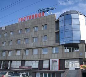 Гостиница Набережная