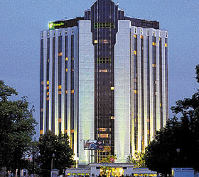 Hotel Holiday Inn Moscow Sokolniki