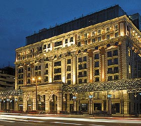 Hotel (The) Ritz-Carlton Moscow