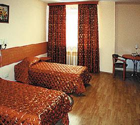"""Hotel AGK """"SPK"""" Moskomsporta"""