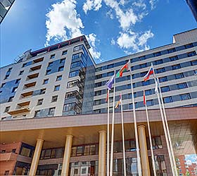 Hotel Borodino Business Hotel