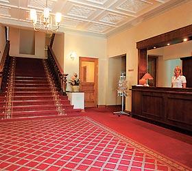 Гостиница Колонна Отель Цесис