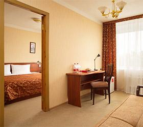 Гостиница АЗИМУТ Отель Астрахань