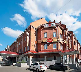 Гостиница Ника на Лермонтова