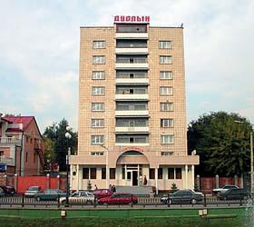 Гостиница Булак на Право-Булачной
