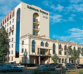 Hotel Suleiman Palace Hotel