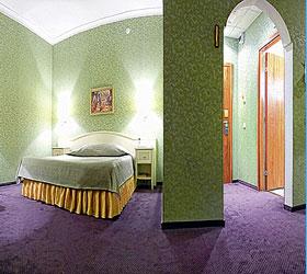 Гостиница Сулейман Палас Отель