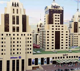 Гостиница Рэдиссон Отель Астана