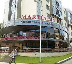 Hotel Martialis