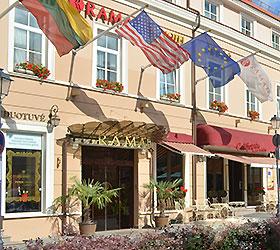 Гостиница Рамада Вильнюс