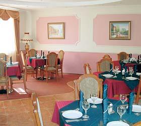 Гостиница Регина (Малые Клыки)