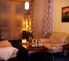 Гостиница Ост-Вест Парк Отель