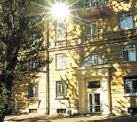 Гостиница Обухофф