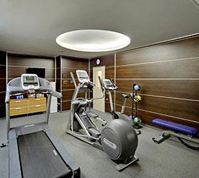 Гостиница Хилтон Гарден Инн Пермь
