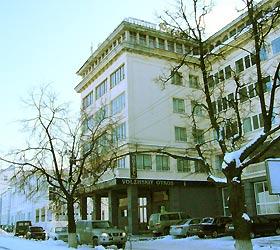 Hotel Volzhsky Otkos