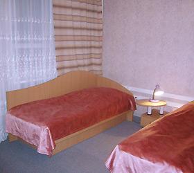 Гостиница Волжский Откос