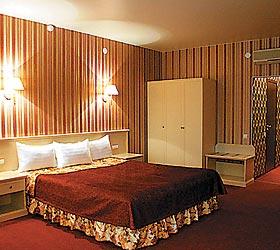 Гостиница Ост-Вест Сити Отель