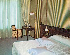 Гостиница Атташе