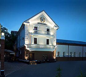 Гостиница Метелица