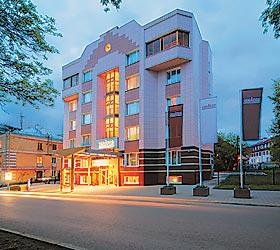 Гостиница Сенатор Бизнес-Отель