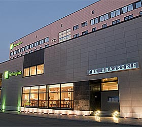 Hotel Holiday Inn Samara