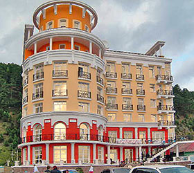 Гостиница Маяк