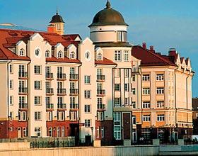 Гостиница Кайзерхоф (б. ГЕЛИОПАРК Кайзерхоф)