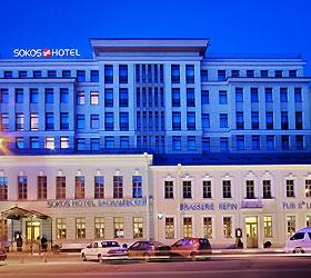 Гостиница Соло Сокос Отель Васильевский
