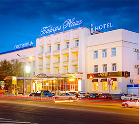 Гостиница Байкал Плаза