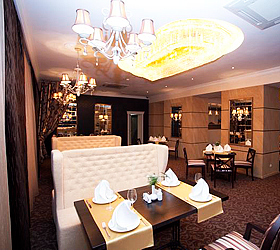 Hotel Baikal Plaza