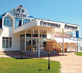 Hotel Sudarushka