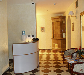 Гостиница Ангелина