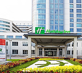 Hotel Holiday Inn St.Petersburg - Moskovskye Vorota