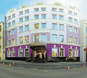 Гостиница Аврора Премьер