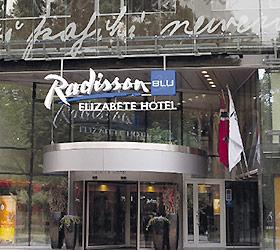 Гостиница Рэдиссон Блу Элизабет Отель