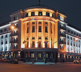 Гостиница Краун Плаза Минск